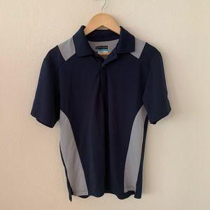 3/$15🐶 Airflux Sm Men's Golf Shirt